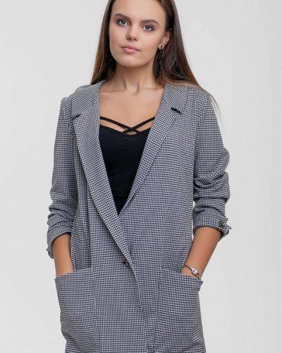 Комбинезон с шортами серый Sfn