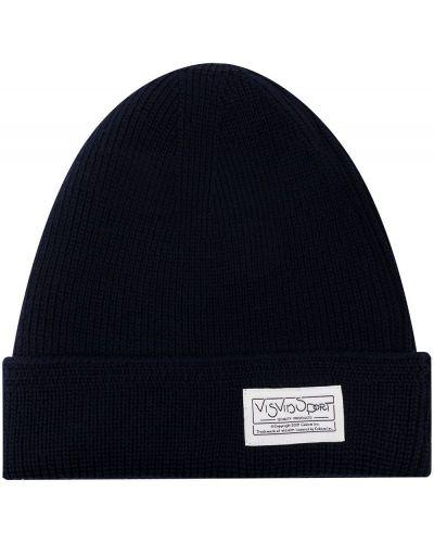 Niebieska czapka z daszkiem Visvim