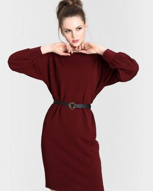 Красное платье O'stin