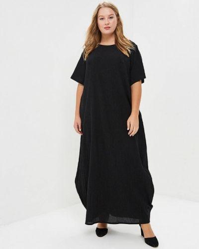 Платье черное Darissa Fashion