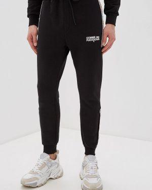 Спортивные брюки - черные Comme Des Fuckdown