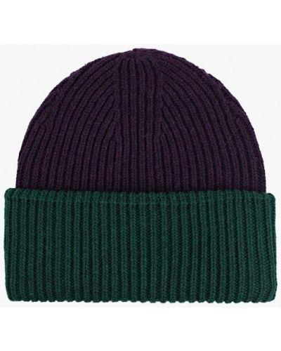 Фиолетовая шапка осенняя Vitacci