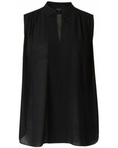 Czarna bluzka Rag & Bone