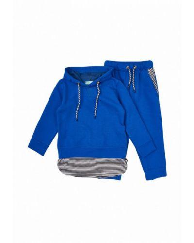 Спортивный костюм синий Mimi Book
