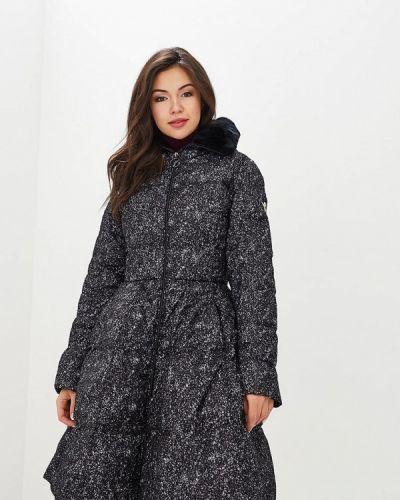 Зимняя куртка черная осенняя Odri Mio
