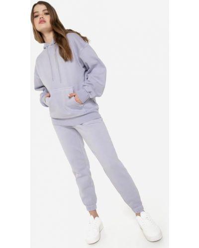 Сиреневые спортивные брюки Gloria Jeans