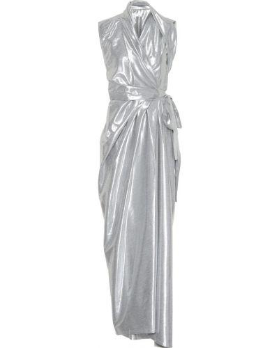 Платье миди с завышенной талией коктейльное Rick Owens