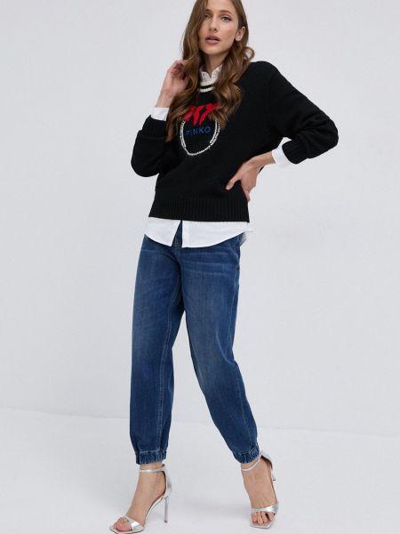 Шерстяной свитер Pinko