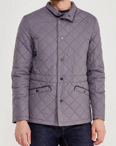 Утепленная куртка - серая Bazioni