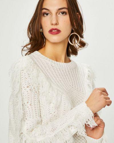 Вязаный свитер свободного кроя с узором Vila