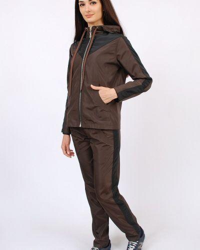 Спортивный костюм коричневый Sab