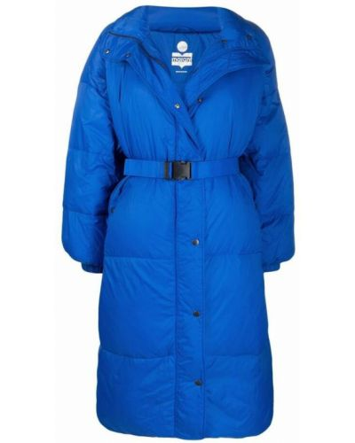 Płaszcz - niebieski Isabel Marant Etoile