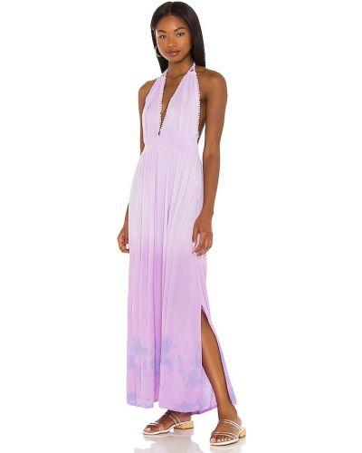 Кружевное платье макси Tiare Hawaii