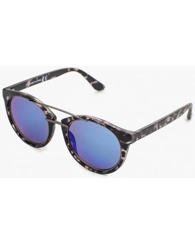 Солнцезащитные очки серые Burton Menswear London