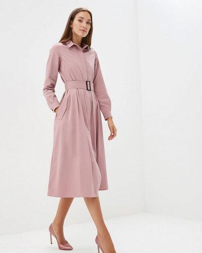 Платье платье-рубашка осеннее Zarina