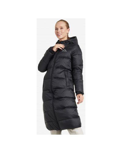 Пуховое пальто - черное Kappa