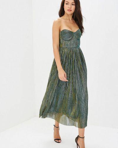 Вечернее платье осеннее Glamorous