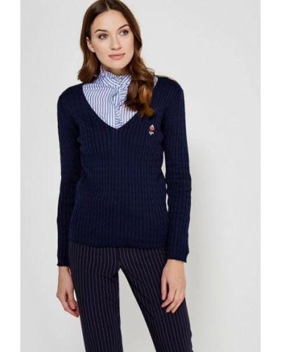 Синий пуловер 2018 Giorgio Di Mare