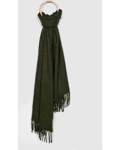 Зеленый шарф Jack & Jones