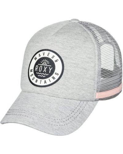 Серая кепка Roxy