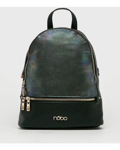 Кожаный рюкзак с отделениями из полиэстера Nobo