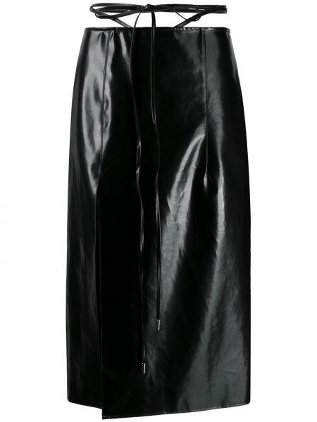 Spódnica midi ołówkowa z wysokim stanem Supriya Lele