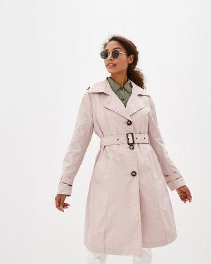 Пальто бежевое пальто-тренч Dixi Coat