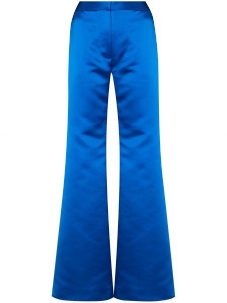 Niebieskie spodnie Halpern