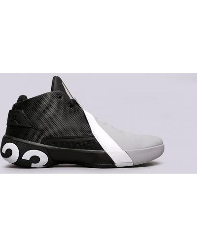 Серые кроссовки баскетбольные Jordan
