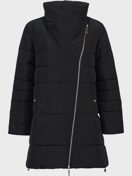 Куртка на молнии - черная Liu Jo
