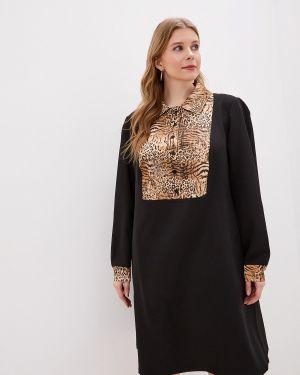 Платье - черное Jp