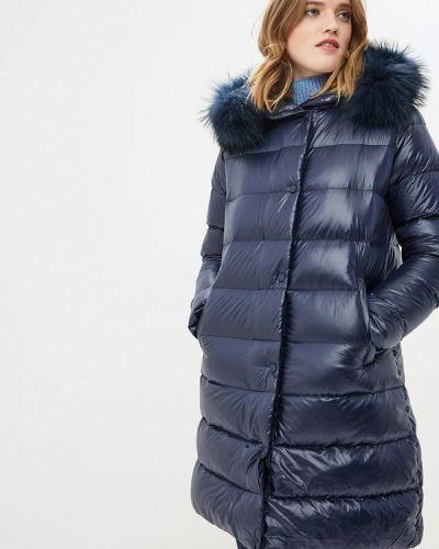 Зимняя куртка осенняя синий Freedomday