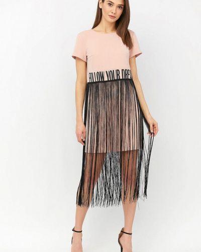 Вечернее платье - бежевое Ricamare