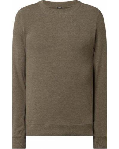 Brązowa bluza bawełniana Denham