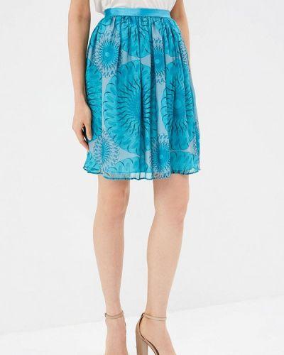 Бирюзовая юбка Custo Barcelona