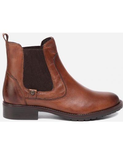 Ботинки - коричневые Lasocki
