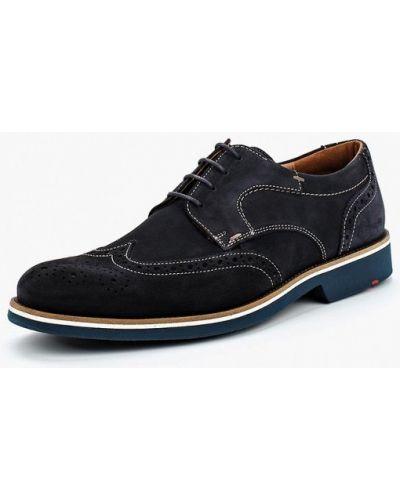 Синие туфли Lloyd