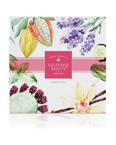 Мыло набор Vegetable Beauty