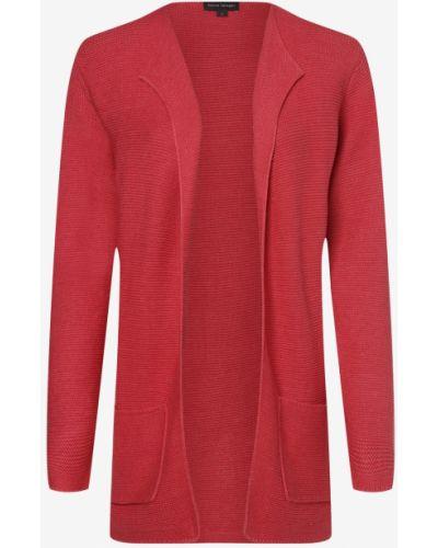Garnitur elegancki - czerwony Franco Callegari