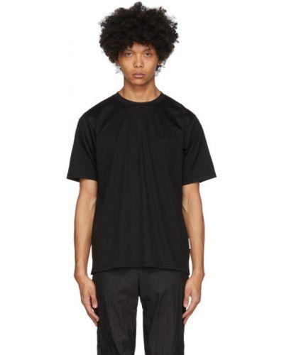 Czarny t-shirt bawełniany krótki rękaw Minotaur