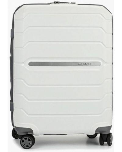 Дорожная сумка индийский белый Samsonite