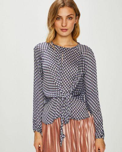 Блузка с манжетами с вырезом Pepe Jeans