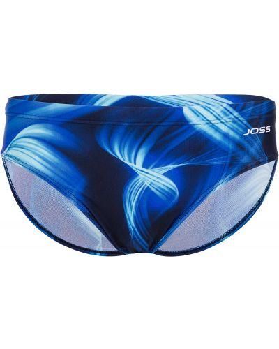 Плавки синие Joss