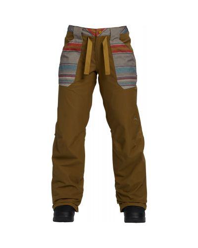 Спортивные брюки утепленные для сноуборда Burton
