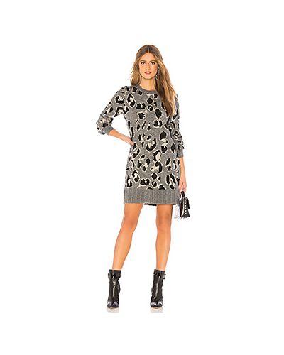 Теплое платье вязаное платье-свитер Lovers + Friends