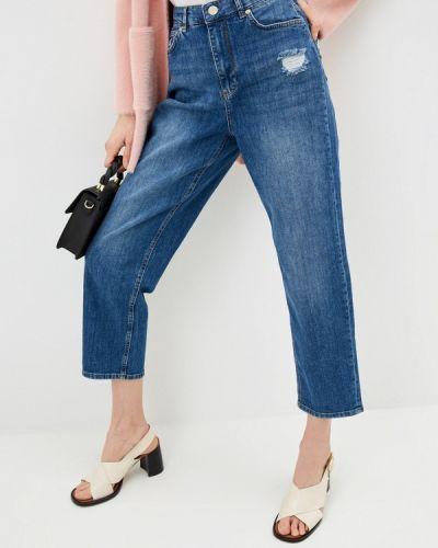Прямые синие джинсы Ted Baker London