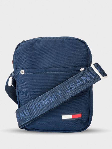 Текстильная сумка - черная Tommy Hilfiger