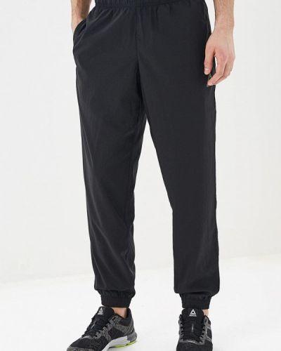 Спортивные брюки черные Reebok