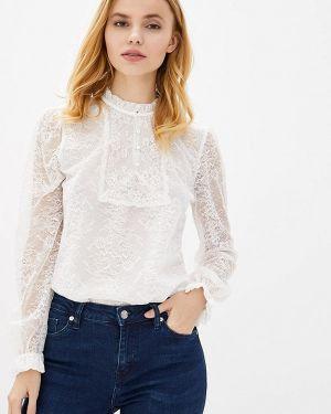 Боди блуза белое Genevie