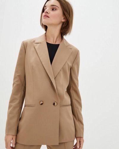 Бежевый пиджак 7arrows
